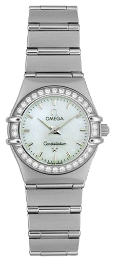 Wrist watch Omega 1466.71.00 for women - picture, photo, image