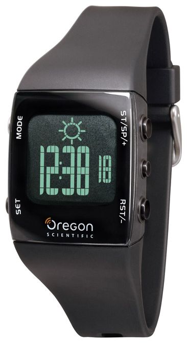 Wrist watch Oregon Scientific RA121 Black for Men - picture, photo, image