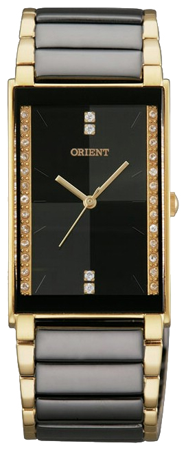 Wrist unisex watch ORIENT CQBEA001B - picture, photo, image