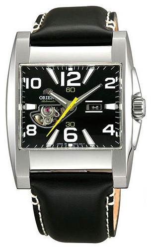 Wrist unisex watch ORIENT DBAA001B - picture, photo, image