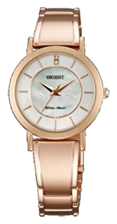 Wrist watch ORIENT FUB96003W for women - picture, photo, image