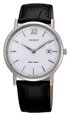 Wrist unisex watch ORIENT LGW00005W - picture, photo, image
