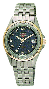 Wrist unisex watch ORIENT VG00000B - picture, photo, image