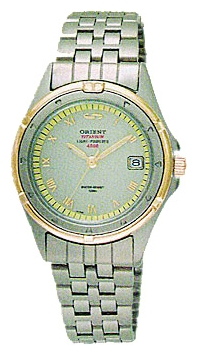 Wrist unisex watch ORIENT VG00000C - picture, photo, image