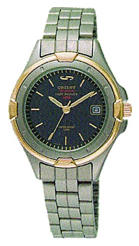 Wrist unisex watch ORIENT VG01000B - picture, photo, image