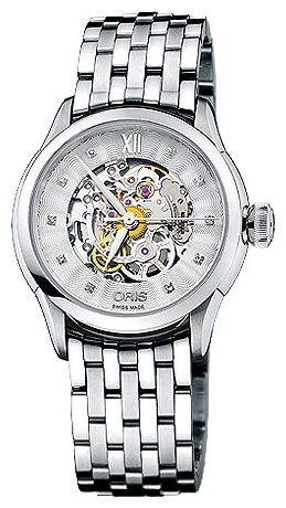 Wrist watch ORIS 560-7604-40-19MB for women - picture, photo, image