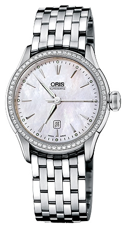 Wrist watch ORIS 561-7604-49-56MB for women - picture, photo, image