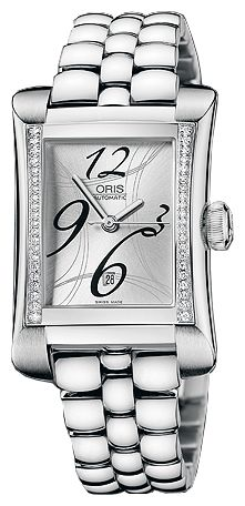 Wrist watch ORIS 561-7621-49-61MB for women - picture, photo, image