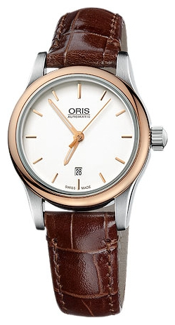 Wrist watch ORIS 561-7650-43-51LS for women - picture, photo, image