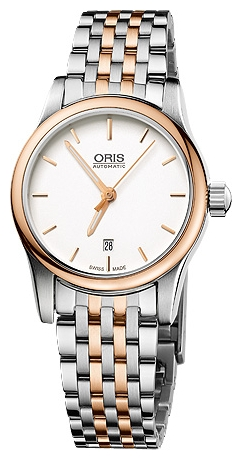 Wrist watch ORIS 561-7650-43-51MB for women - picture, photo, image