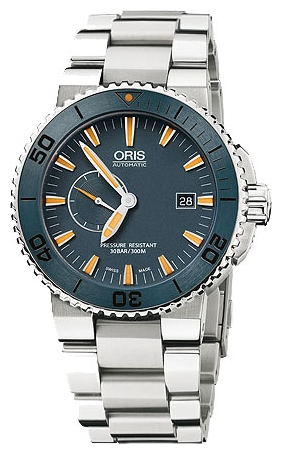 Wrist watch ORIS 643-7654-71-85MB for Men - picture, photo, image