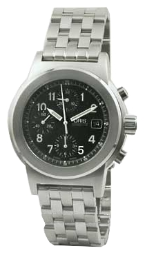 Wrist watch ORIS 674-7511-4164MB for Men - picture, photo, image