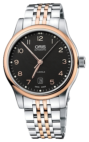Wrist watch ORIS 733-7594-43-94MB for Men - picture, photo, image