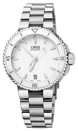 Wrist watch ORIS 733-7652-41-56MB for women - picture, photo, image