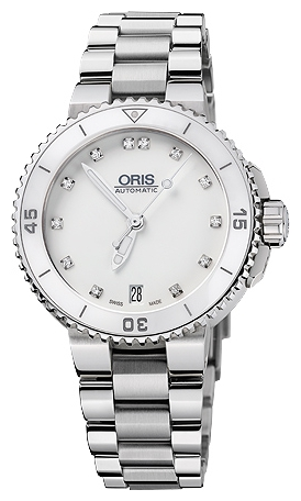 Wrist watch ORIS 733-7652-41-91MB for women - picture, photo, image