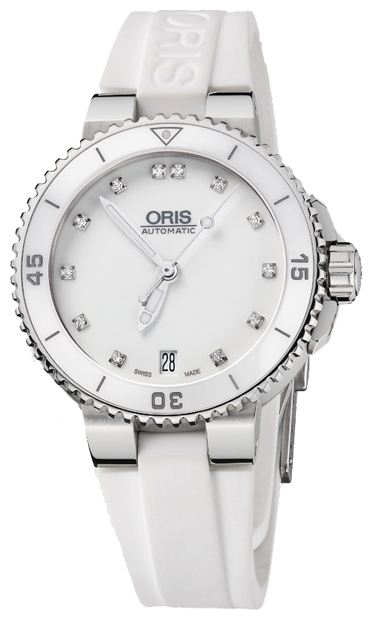Wrist watch ORIS 733-7652-41-91RS for women - picture, photo, image