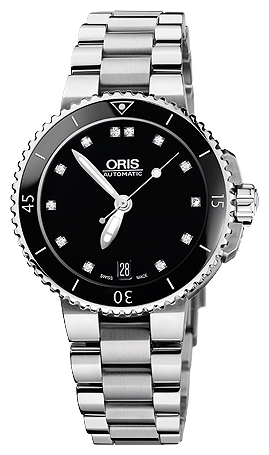 Wrist watch ORIS 733-7652-41-94MB for women - picture, photo, image