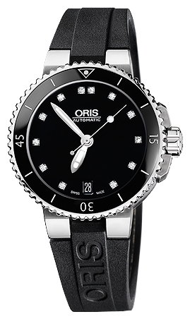 Wrist watch ORIS 733-7652-41-94RS for women - picture, photo, image