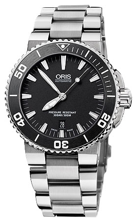 Wrist watch ORIS 733-7653-41-54MB for Men - picture, photo, image