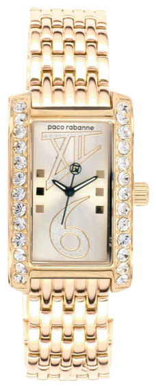 Wrist watch Paco Rabanne PRD649S-1EM for women - picture, photo, image