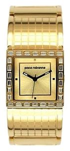 Wrist watch Paco Rabanne PRD674S-1EM for women - picture, photo, image