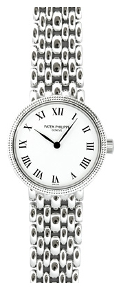 Wrist watch Patek Philippe 4809-2G for women - picture, photo, image