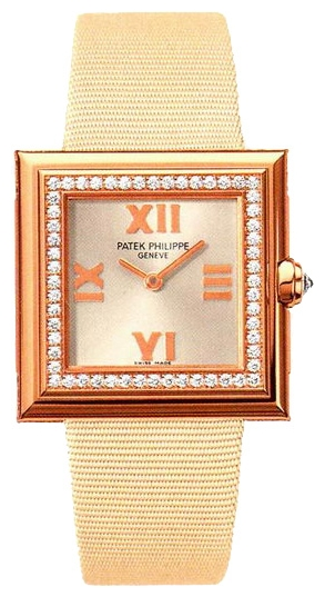 Wrist watch Patek Philippe 4868R for women - picture, photo, image