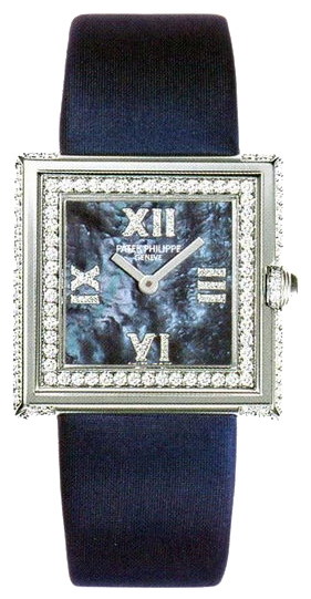 Wrist watch Patek Philippe 4869G for women - picture, photo, image