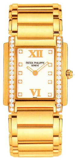 Wrist watch Patek Philippe 4908-11RA for women - picture, photo, image