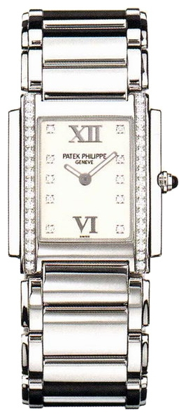 Wrist watch Patek Philippe 4910-10AA for women - picture, photo, image