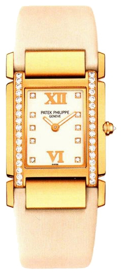 Wrist watch Patek Philippe 4920RA for women - picture, photo, image