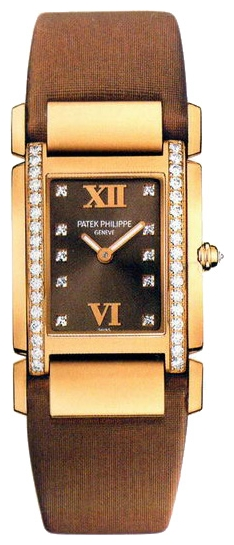 Wrist watch Patek Philippe 4920RB for women - picture, photo, image