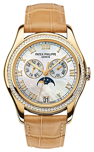 Wrist watch Patek Philippe 4936J for women - picture, photo, image