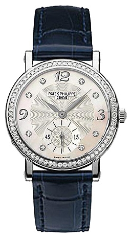 Wrist watch Patek Philippe 4959G for women - picture, photo, image
