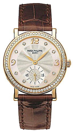 Wrist watch Patek Philippe 4959J for women - picture, photo, image