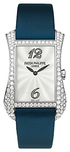 Wrist watch Patek Philippe 4972G for women - picture, photo, image