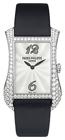 Wrist watch Patek Philippe 4973G for women - picture, photo, image
