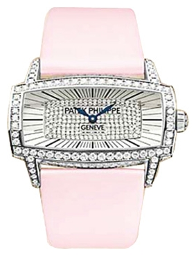 Wrist watch Patek Philippe 4992G for women - picture, photo, image