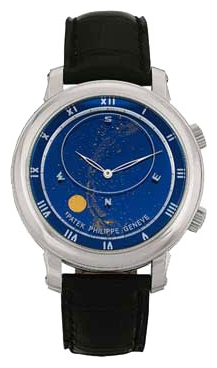 Wrist watch Patek Philippe 5102-G-001 for Men - picture, photo, image