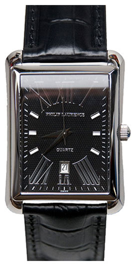 Wrist watch Philip Laurence PG23002-03E for Men - picture, photo, image