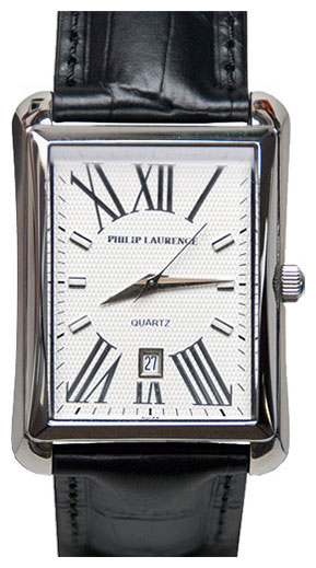Wrist watch Philip Laurence PG23002-03S for Men - picture, photo, image