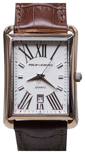 Wrist watch Philip Laurence PG23052-13S for Men - picture, photo, image