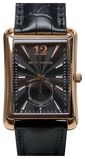 Wrist watch Philip Laurence PT23052-01E for Men - picture, photo, image