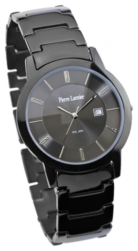 Wrist unisex watch Pierre Lannier 156G439 - picture, photo, image