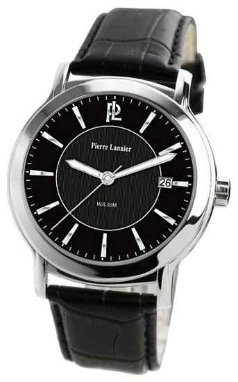 Wrist watch Pierre Lannier 232C133 for Men - picture, photo, image