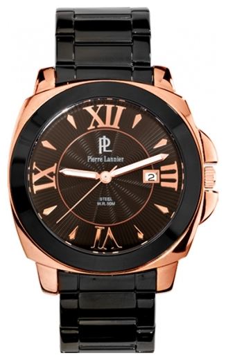 Wrist watch Pierre Lannier 256B039 for Men - picture, photo, image