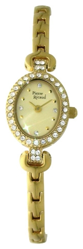 Wrist watch Pierre Ricaud P21002.1141QZ for women - picture, photo, image