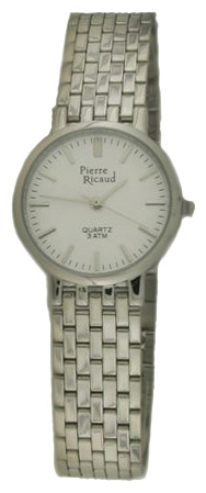 Wrist watch Pierre Ricaud P25901.3112Q for women - picture, photo, image