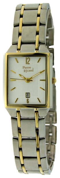 Wrist watch Pierre Ricaud P3295L.2153Q for women - picture, photo, image