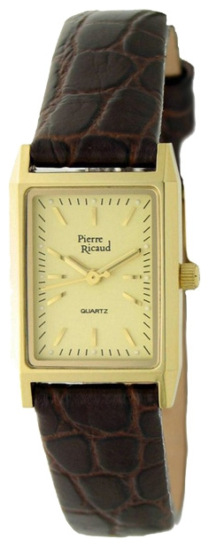 Wrist watch Pierre Ricaud P51061.1211Q for women - picture, photo, image